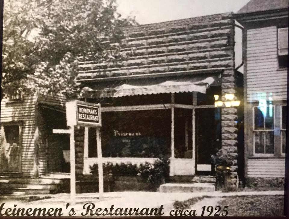 Pre-Hot Dog Shop
