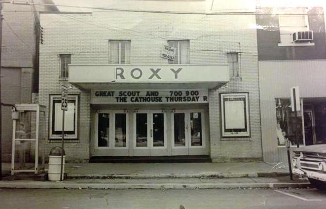 Old Roxy Theater