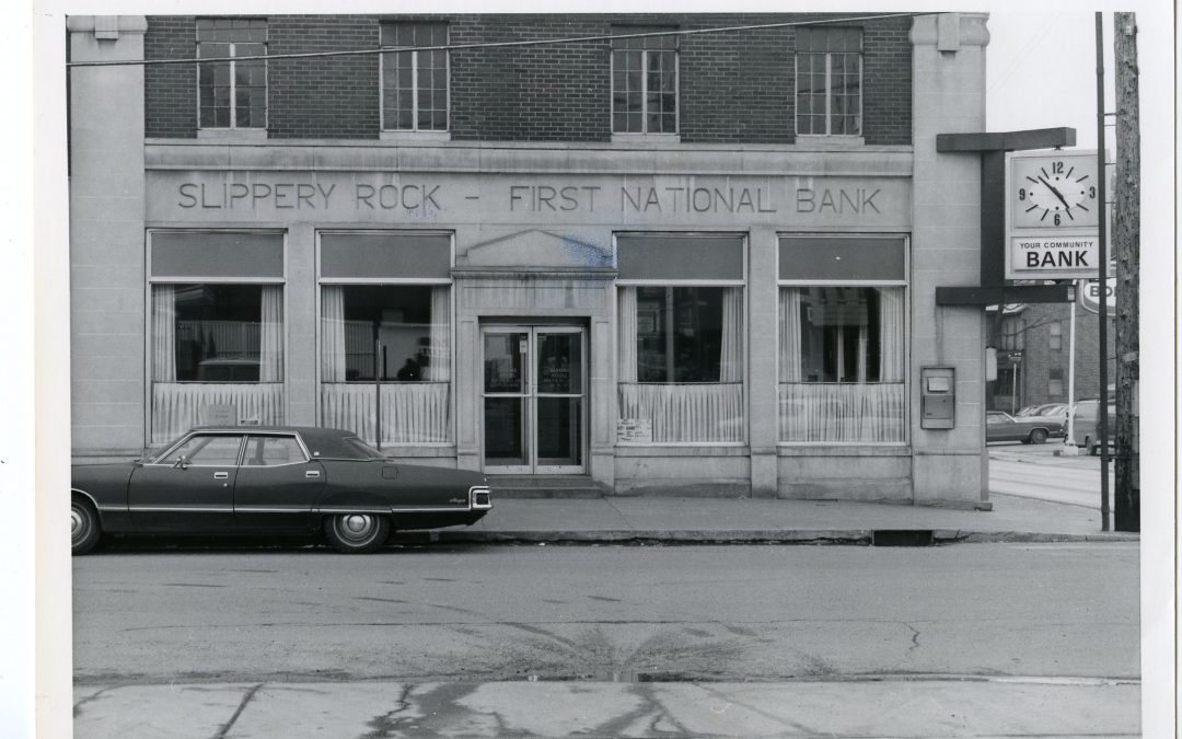 First National Bank of Slippery Rock