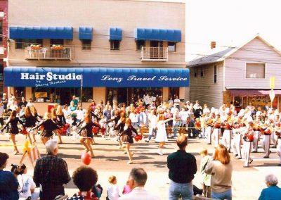 SRU Homecoming Parade
